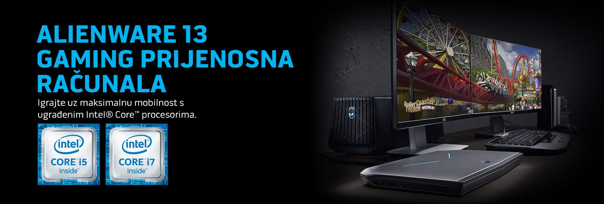 Alienware 13 gaming prijenosna računala